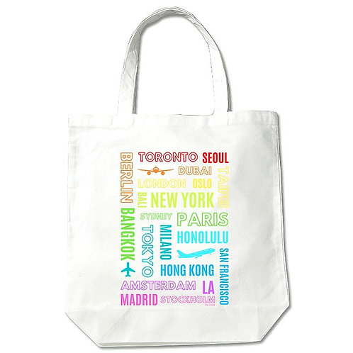 Travel Destination | Tote Bag