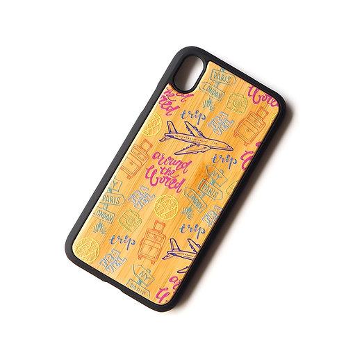 TRAVEL | Wood Phone Case