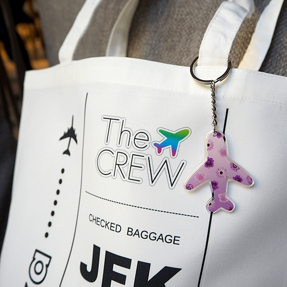 Luggage Tag Design | Tote Bag