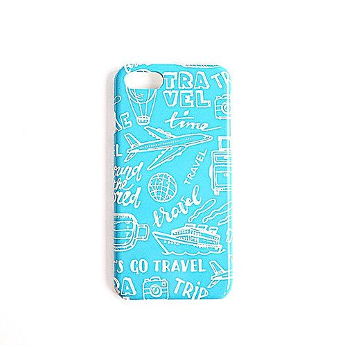 TRAVEL ① | Phone Case