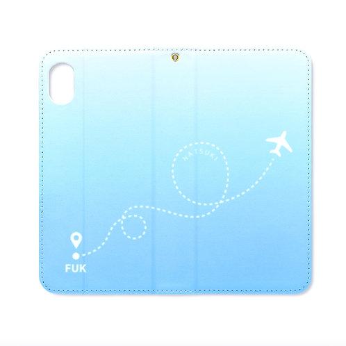 En Route | Booklet Phone Case