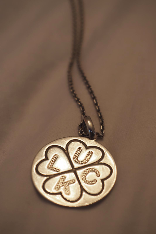 Nourbel et le Cavelier Lucky Necklace