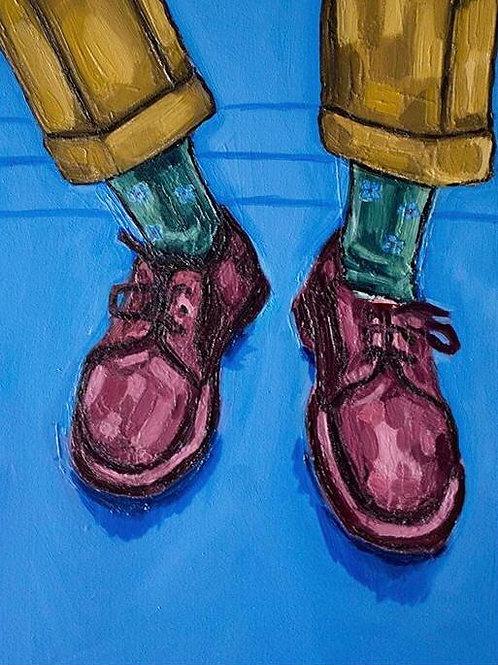 Shoes by John Lloyd