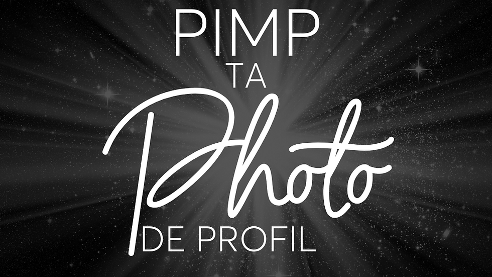 Pimp Ta Photo