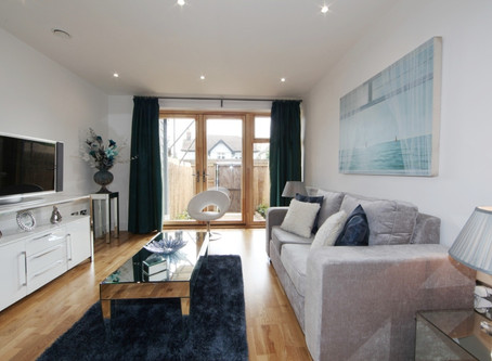 Cool and Modern Design | Chigwell Show Home