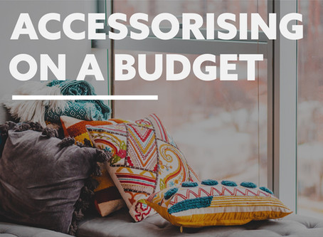 Accessorising on a Budget