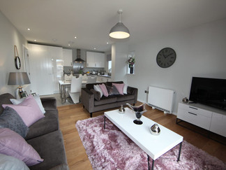 3-Bed Show Home