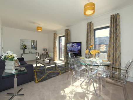 Contemporary Spacious Apartment | Essex Show Home