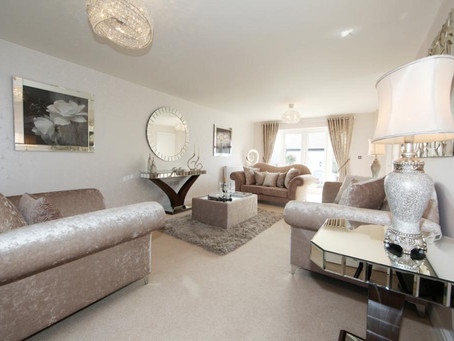 Luxury Family Show Home | Derbyshire Property