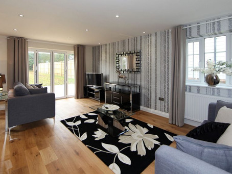 Oasthouse Luxury in the Country | Kent Show Home