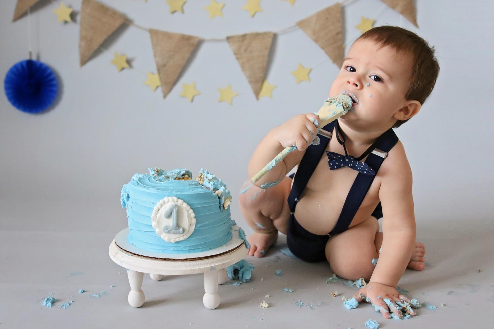 1 year Cake Smash Roxboro