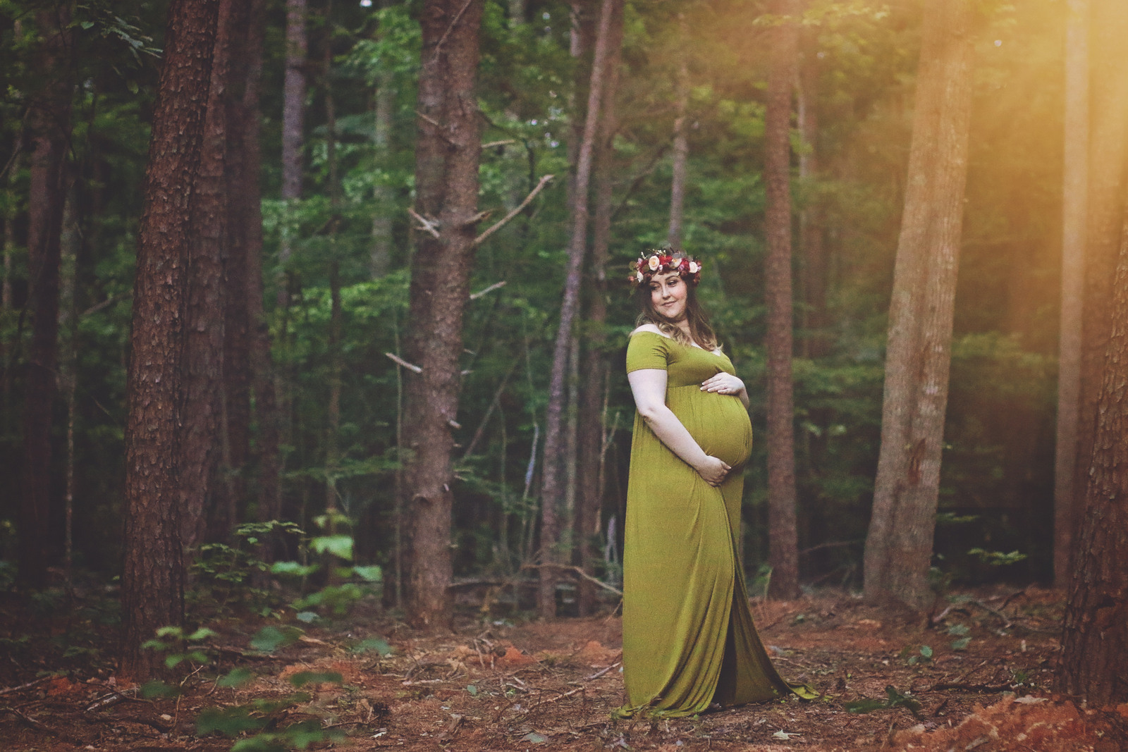 Roxboro NC Maternity Photography