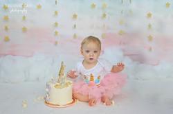 Roxboro Cake Smash Photography