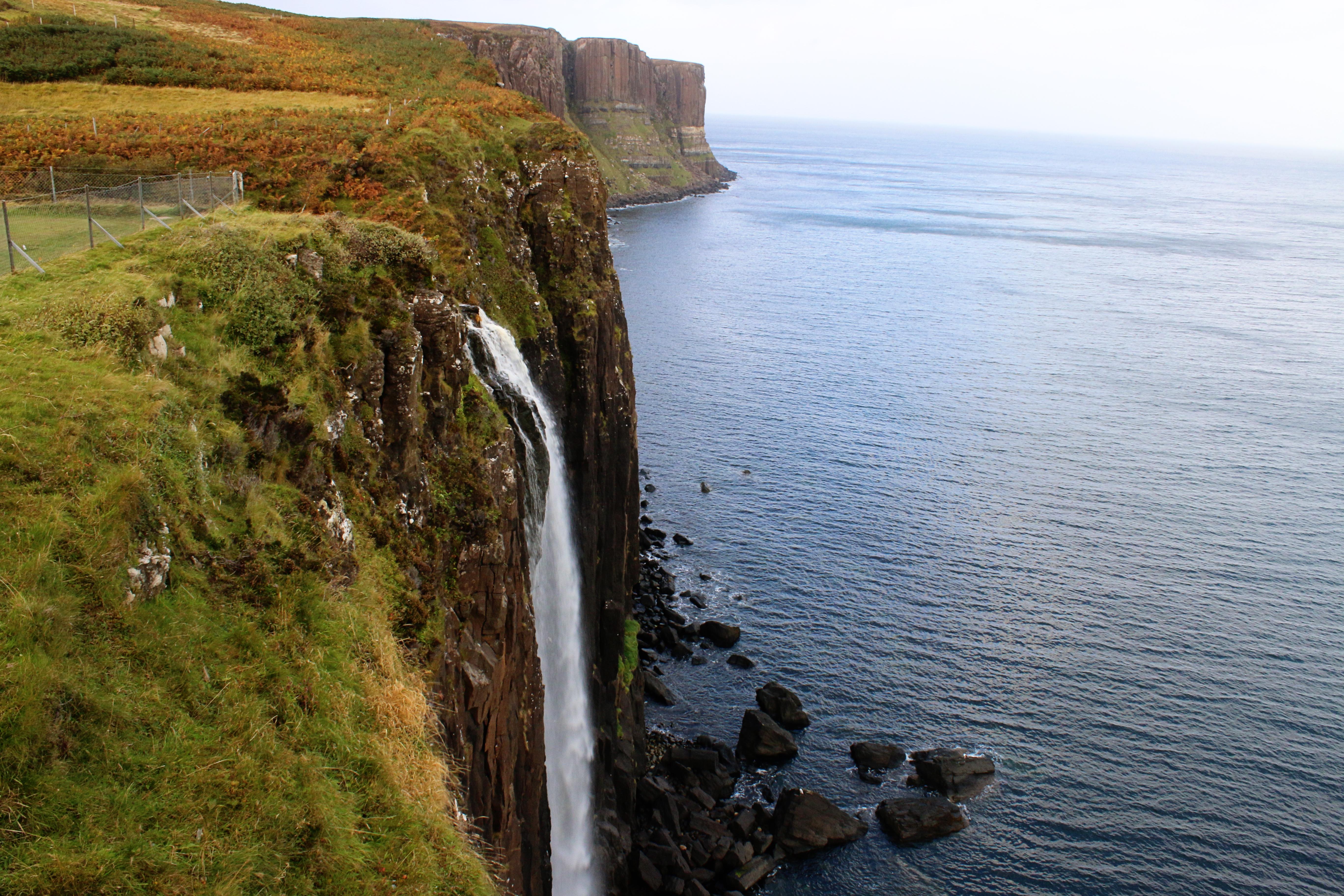 Mealt Falls & Kilt Rock, Scotland