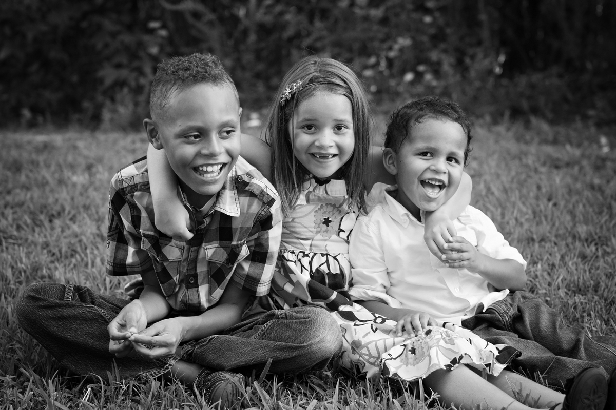 Family Session Clayton NC