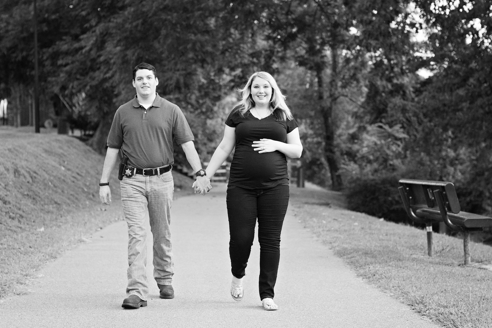 Roxboro Maternity Photography