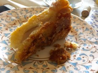 Irresistible French Apple Cake