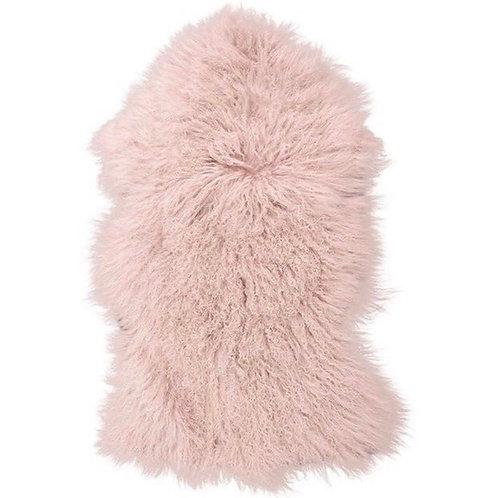 La petite surprise Couture Fellteppich Mauve 60x90 cm