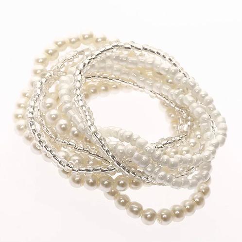 La petite surprise Couture Perlen Armband