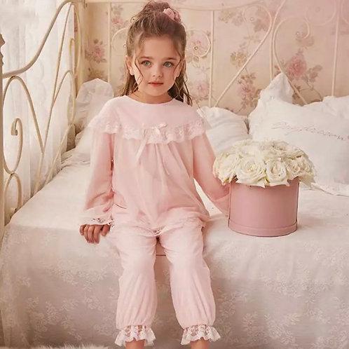 La petite surprise Couture Schlafanzug Sarah Rosa