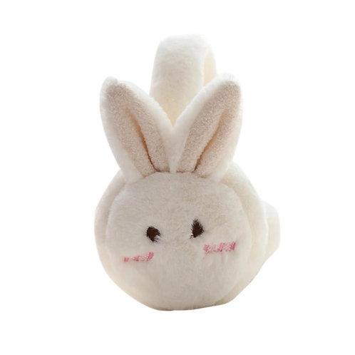 La petite surprise Couture Bunny Ohrenschützer Creme