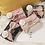 Thumbnail: La petite surprise Couture Boucle Täschchen Schleife Beige