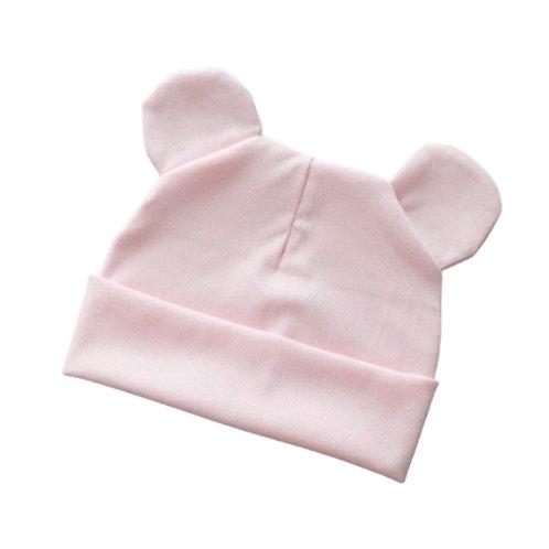 La petite surprise Couture Baby Mütze Hellrosa