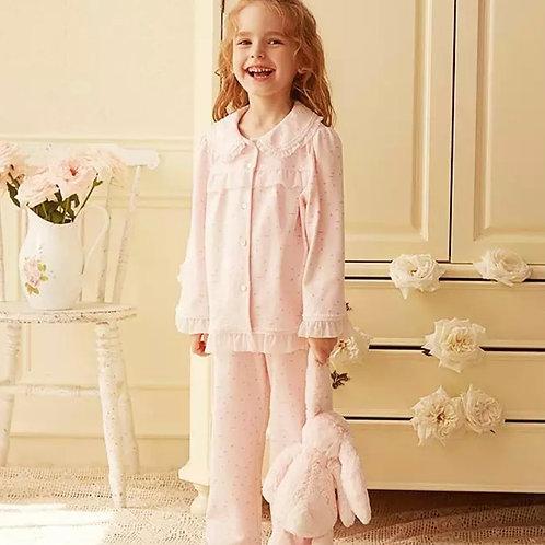 La petite surprise Couture Schlafanzug Denise Rosa