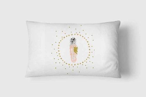 La petite surprise Couture Kissen Feder 50x30 cm