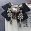 Thumbnail: La petite surprise Couture Brosche Schwarz