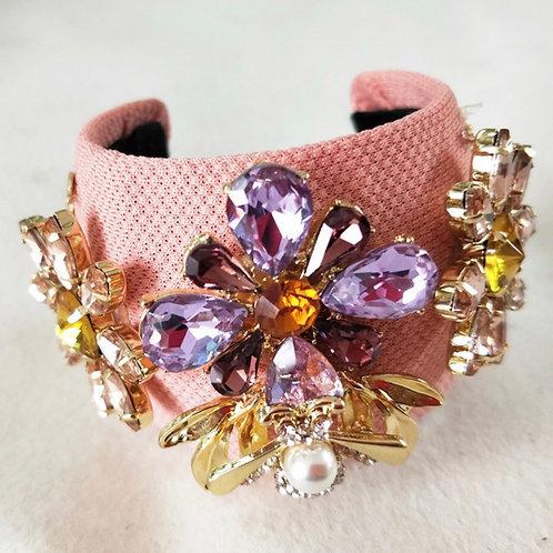 La petite surprise Mama Couture Armband Rosa