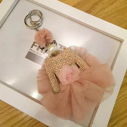 "La petite surprise Couture Anhänger ""Madame"" Rose"