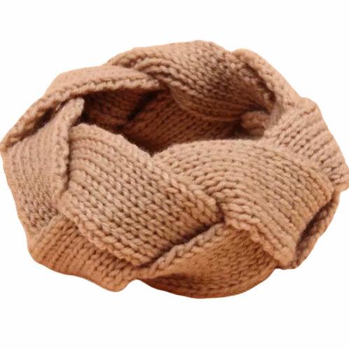 La petite surprise Couture Stirnband Camel