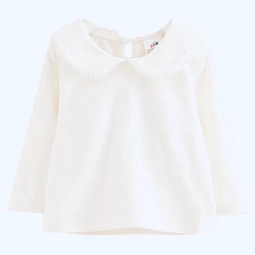 La petite surprise Couture Shirt Weiß
