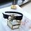 Thumbnail: La petite surprise Couture Haarreifen Biene