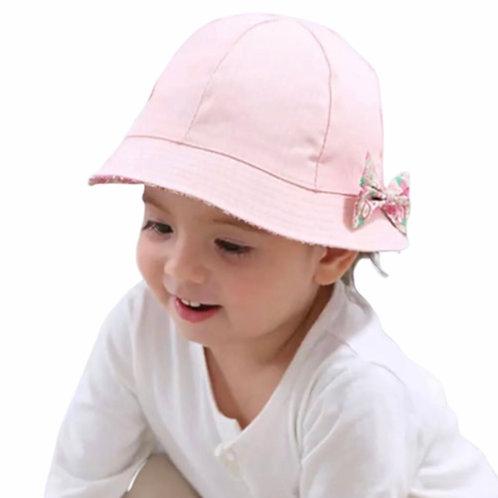 La petite surprise Couture Baby Wende-Mütze Rosa