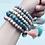 Thumbnail: La petite surprise Couture Boho Armband Beige