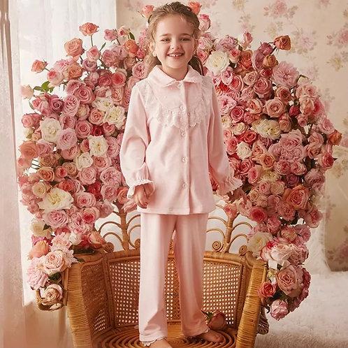 La petite surprise Couture Schlafanzug Dominique Rosa