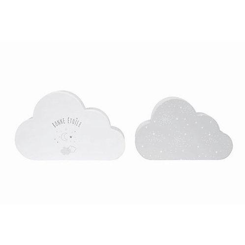 La petite surprise Couture - 2 Aufbewahrungsboxen Wolken