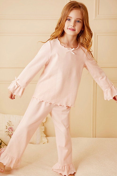 La petite surprise Couture Schlafanzug Lina Rosa