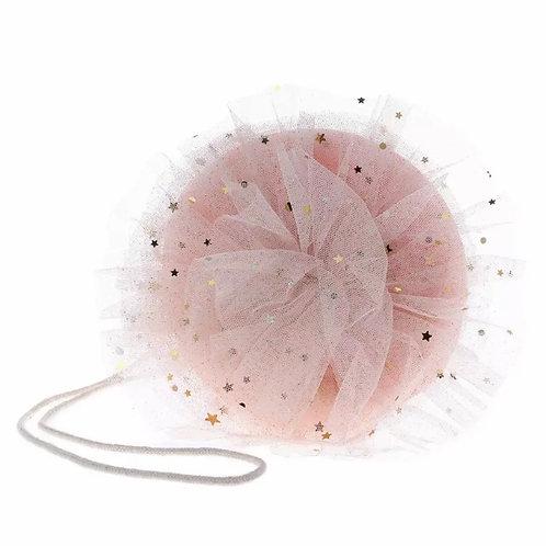 La petite surprise Couture Tüll Täschchen Rosa