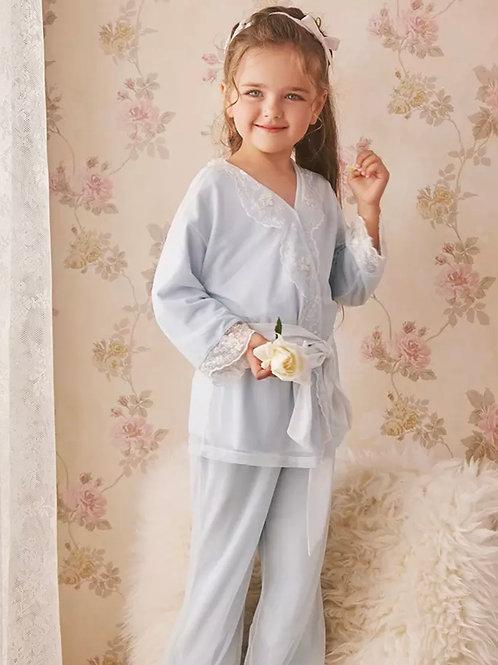 La petite surprise Couture Schlafanzug Ines Himmelblau