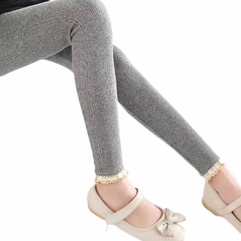 La petite surprise Couture Leggings Grau