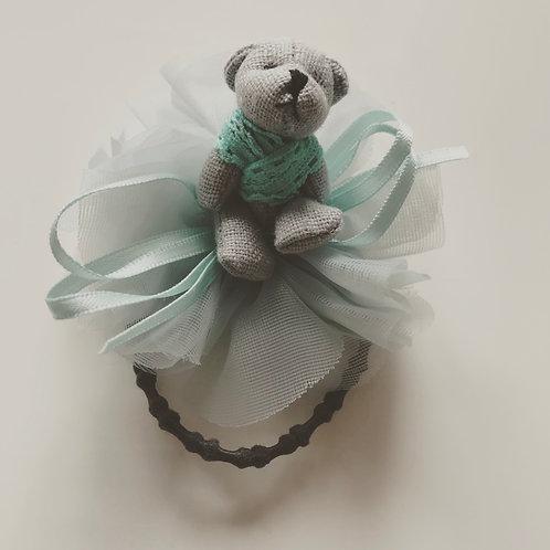 La petite surprise Couture Haargummi Mint