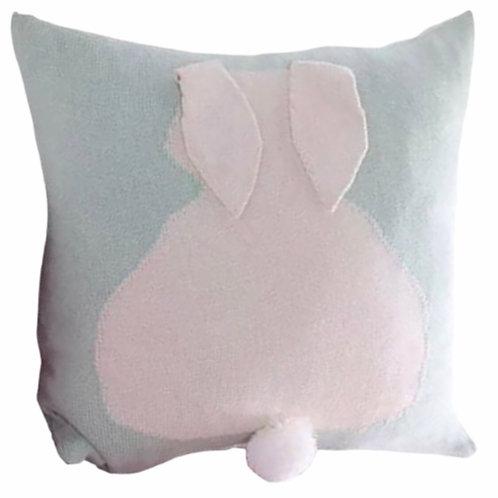 La petite surprise Couture Kaninchen Kissen Mint 50x50 cm