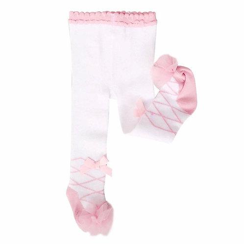 La petite surprise Baby Couture Strumpfhose Ballerina
