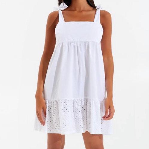 Rinascimento - Kleid Weiß