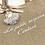 """Thumbnail: La petite surprise Couture Anhänger """"Madame"""" Beige"""