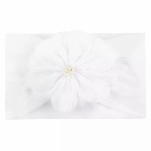 La petite surprise Baby Couture Stirnband Weiß