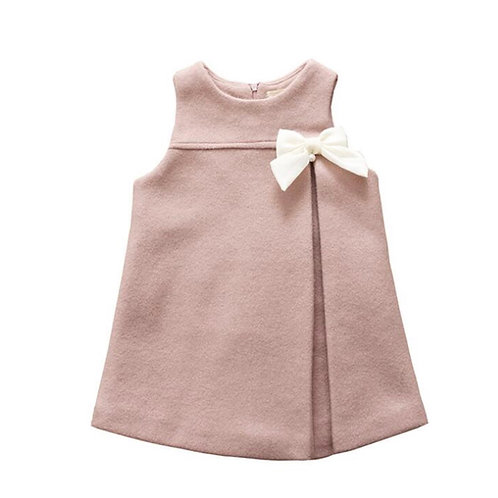 La petite surprise Couture Kleid Altrosa